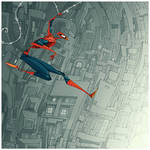 man.and.spider by betteo
