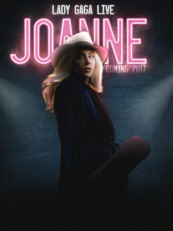Lady Gaga Joanne World Tour Set List