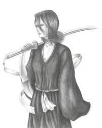 Bleach - Rukia by Arthadel