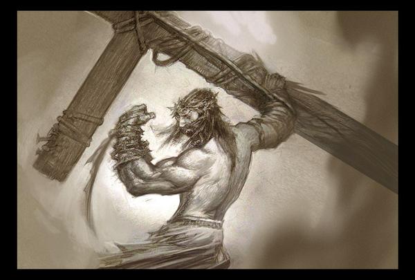 Heavy_Metal_Jesus by Raggedy-Annedroid