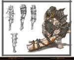 God of War - Armored Cyclops