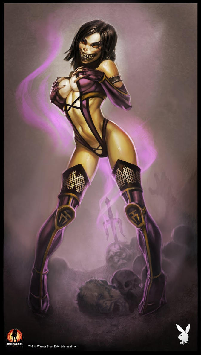 Mileena by Raggedy-Annedroid on - 101.0KB