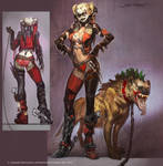 Harley Quinn Alt