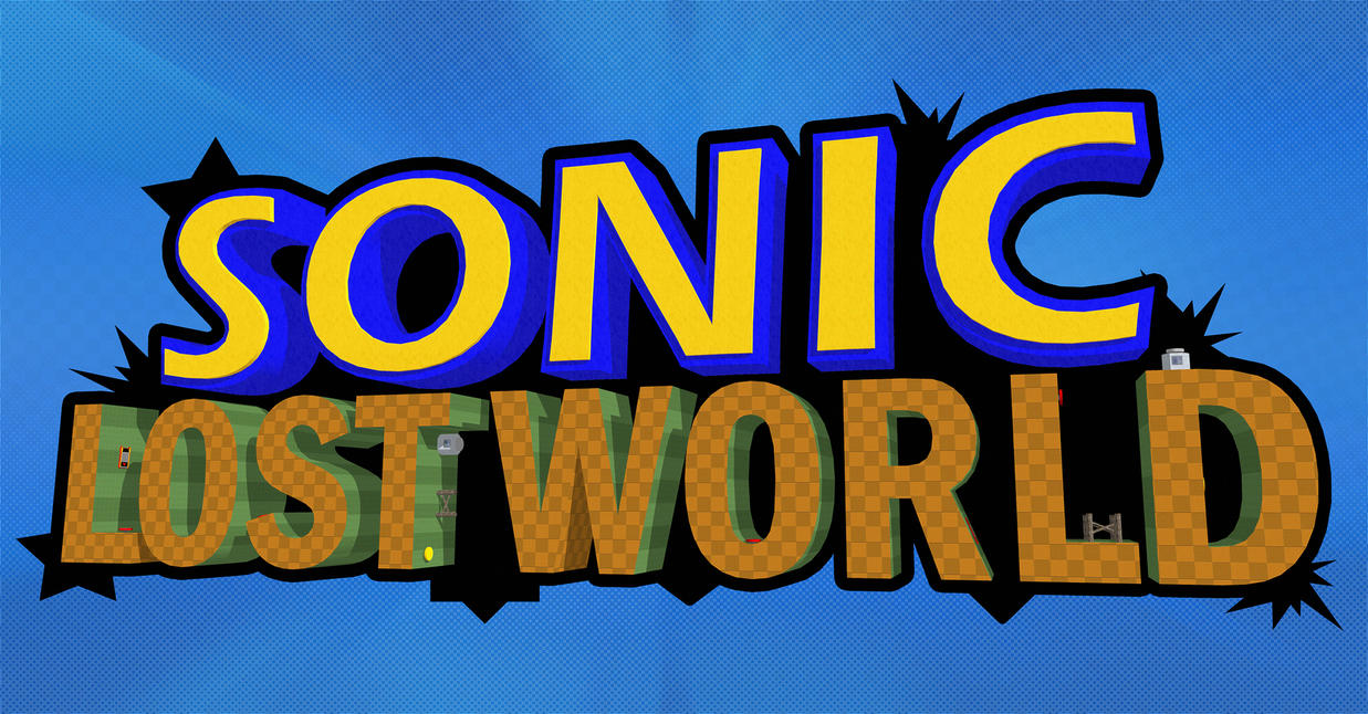 sonic lost world logo pictures to pin on pinterest pinsdaddy
