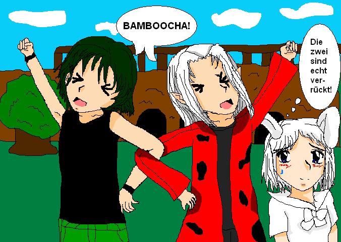 BAMBOOCHA by IsiFalcon