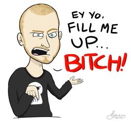 Breaking Bad: Fill me up, bitch (Jesse Pinkman)