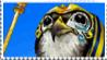 Horus AOM stamp by Unseenivy253
