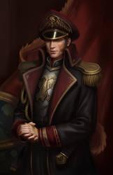 Commissar by yangzheyy