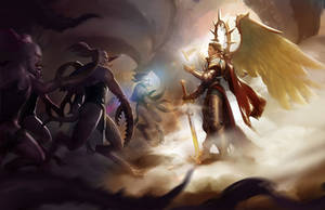 The Emperor's Divine Judgment