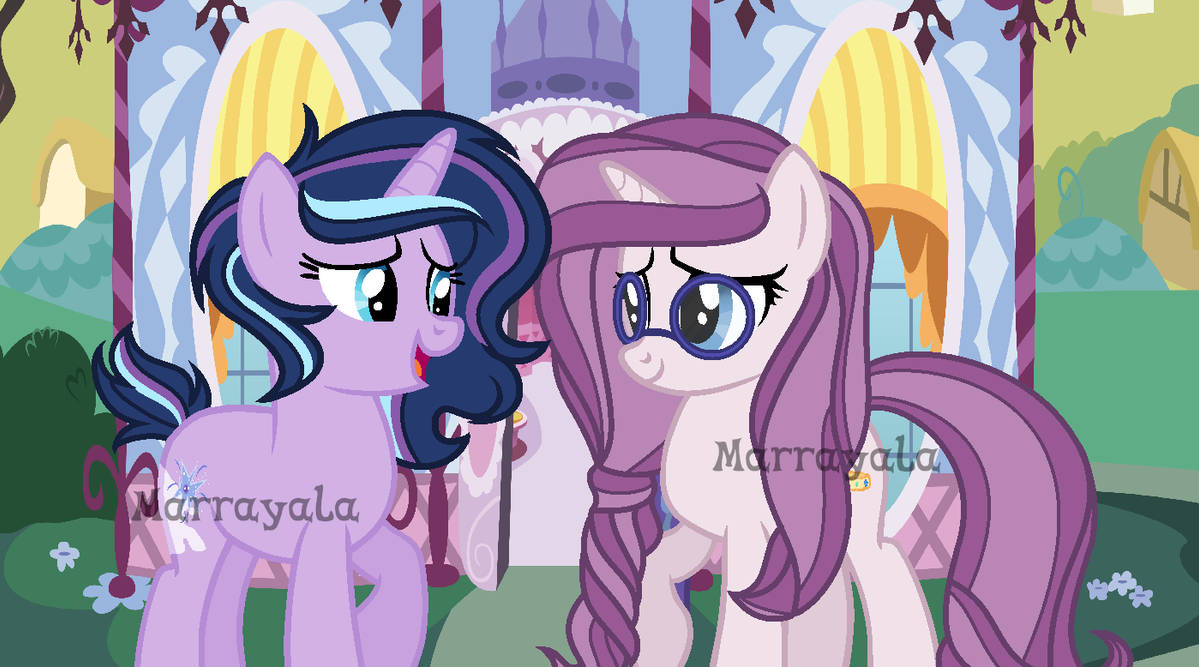 MLP: {You are good pony, Eveline} Part 6