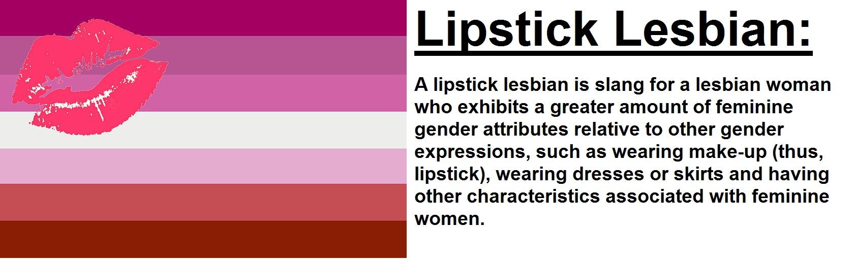 Define Lipstick Lesbian 32