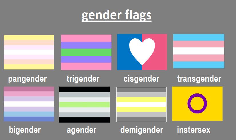 Gender Flags