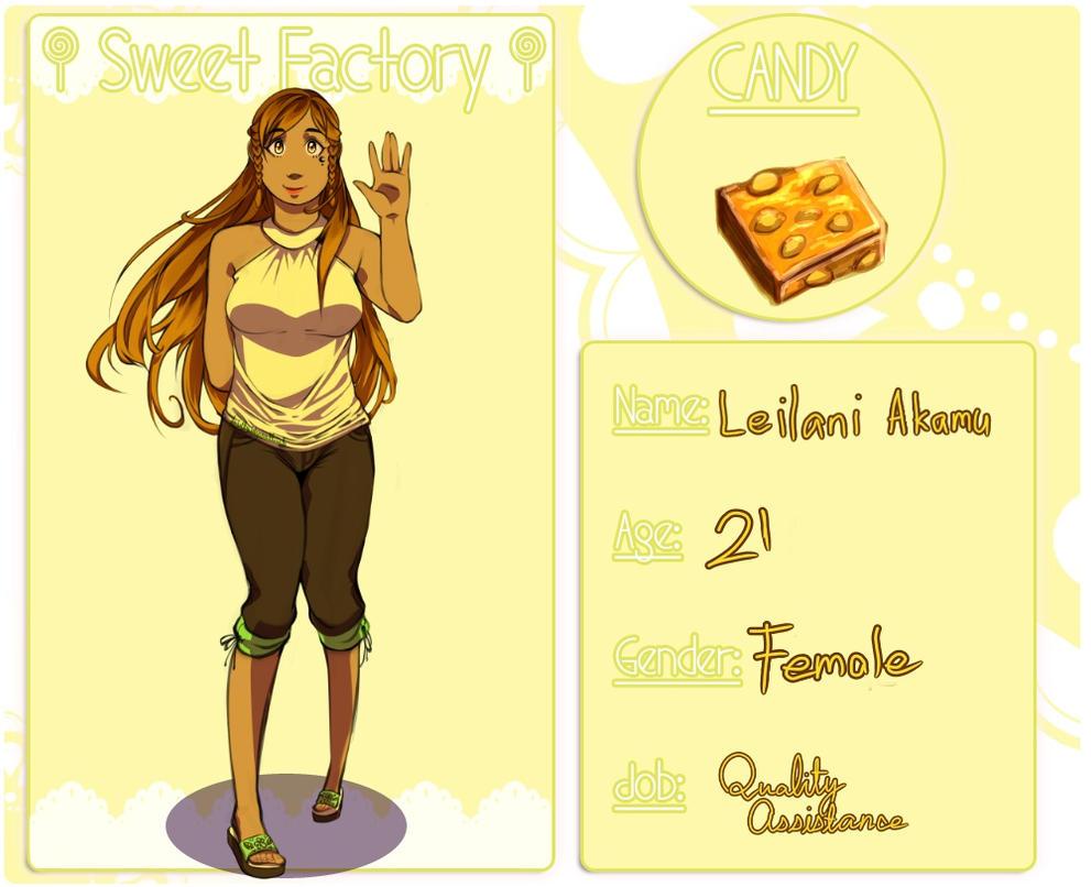 Leilani App by doodlecookiethief