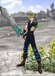 Cloud's new Outfit
