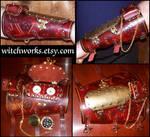 Custom Gauge N Comapss Bracer