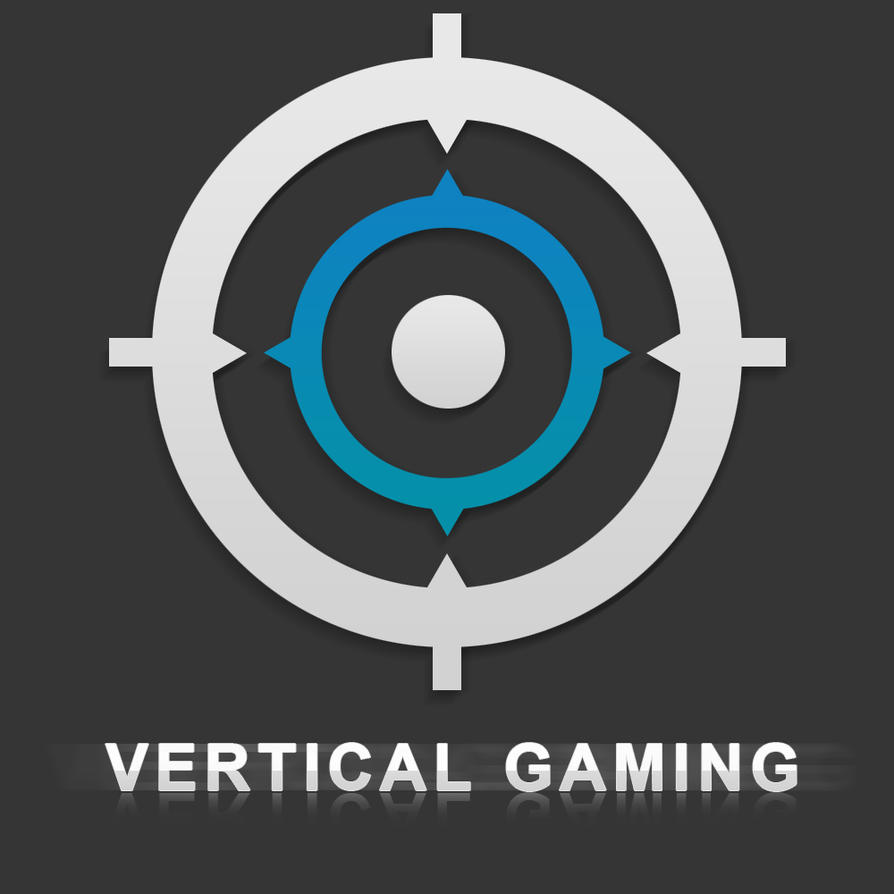 vertical gaming clan logo by dappiee on deviantart