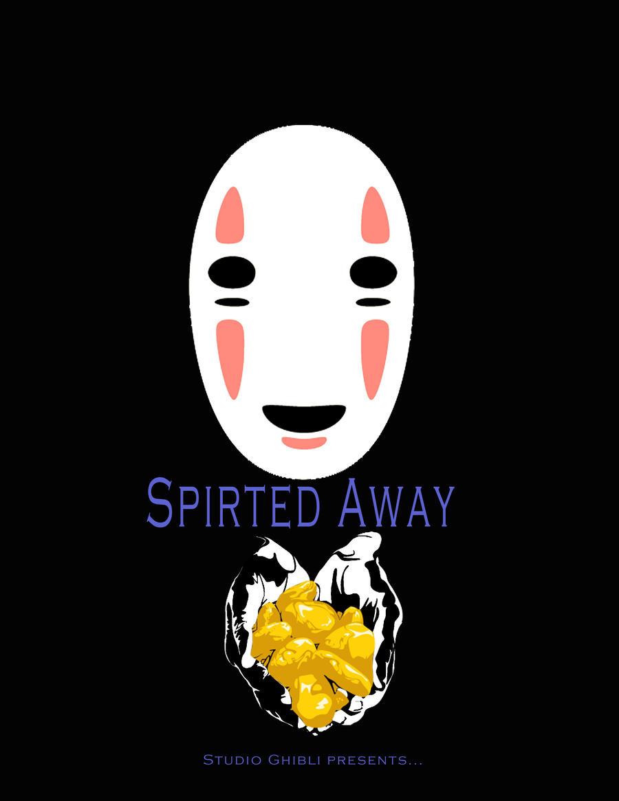 Spirited Away Minimal Movie Poster by kayoungkim on DeviantArt