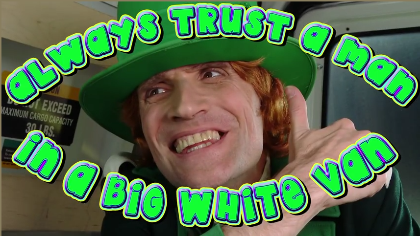4922a510c0 Always Trust A Man In A Big White Van by EESDESESESR on DeviantArt