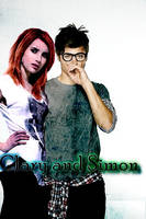 Clary Fray and Simon Lewis