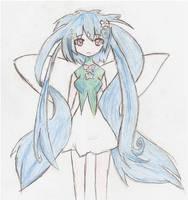 Fairy of Light Fanart
