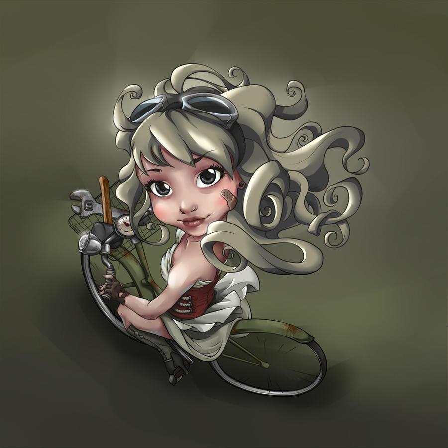 Mechanic Lady