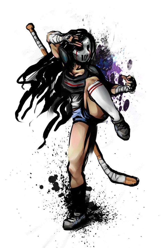 Street Fighter IV - Rita