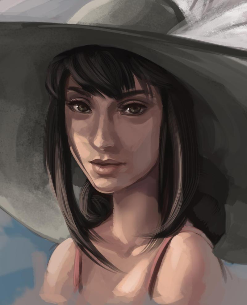 Fancy Hat by DU57Y