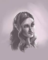 Elfgirl Person