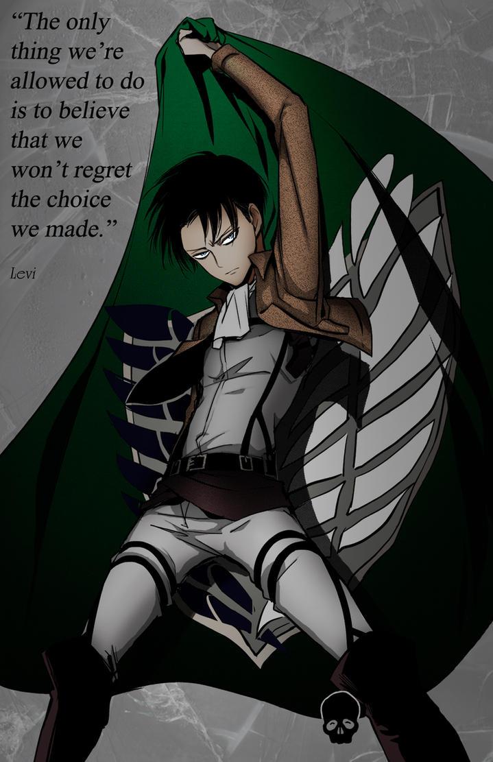 Strongest soldier alive by xXBeatoUshiromiyaXx