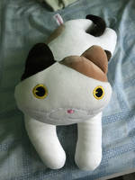 Calico Cat Plushie by Rebow19-64
