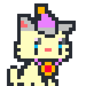 Wizard Cat in SCT Style