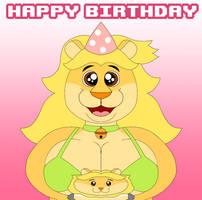 Happy Birthday Card (2020) by Rebow19-64