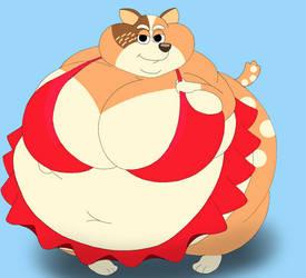Jumbo Chubby Chilli Heeler