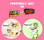 Mother's Day 2021 - Super Mario Edition