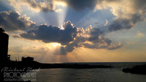 Clouds and Sea by MichaelNN