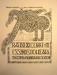 Chi Rho, Lindisfarne Gospels