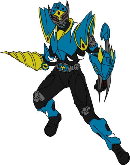 Kamen Rider Ocean Knight by OtakuDude83 on DeviantArt