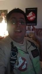 Ghostbusters Day Selfie by OtakuDude83