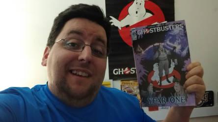 Ghostbusters Year One #2 Selfie by OtakuDude83