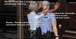 Traitor Dante The Policeman part 3