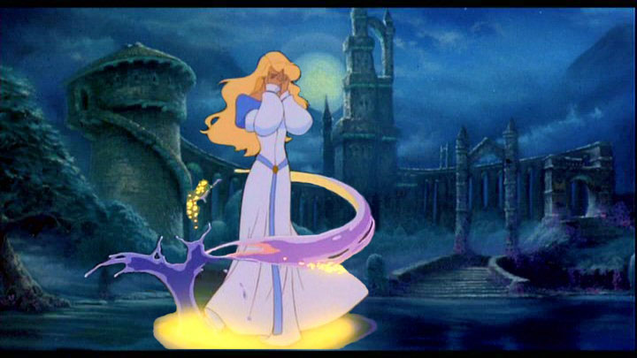 the swan princess by bettybarkley on deviantart