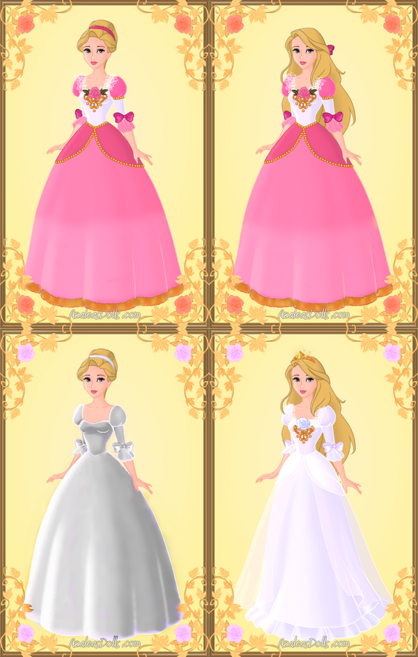 barbie in the 12 dancing princesses genevieve by