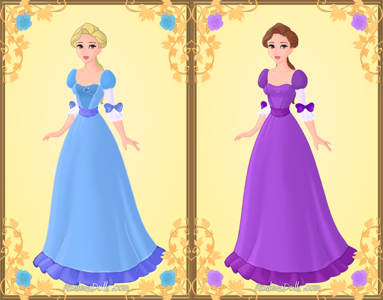 Barbie In The 12 Dancing Princesses Twins By Shiroux9254 On