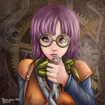 Chrono Trigger : Lucca by Senohsuke