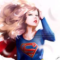 SuperGirl FanArt