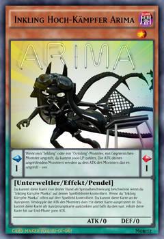 Yu-Gi-Oh IF: Inkling Hoch-Kaempfer Arima