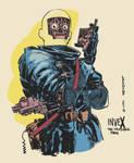 Invex the Invisible Man
