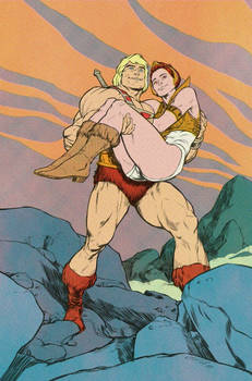 He-Man, Teela TPWP
