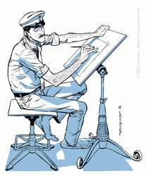 Ace Doodler by Laemeur