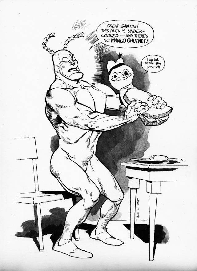 Dolan Sandwich by Laemeur